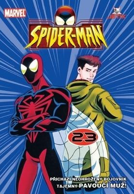 DVD Spiderman bez hranic 23