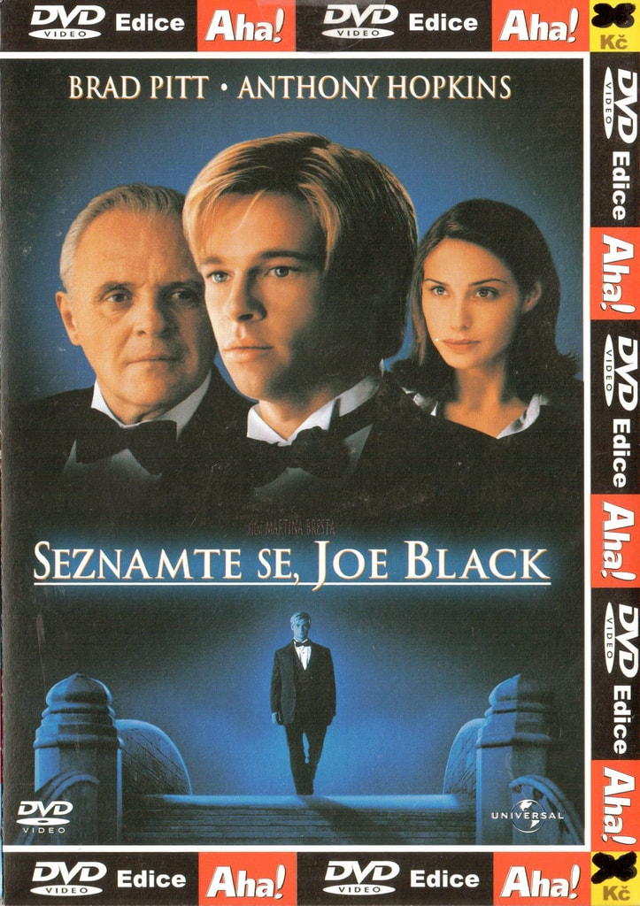 DVD Seznamte se, Joe Black