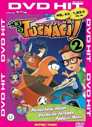DVD Tučňáci 2