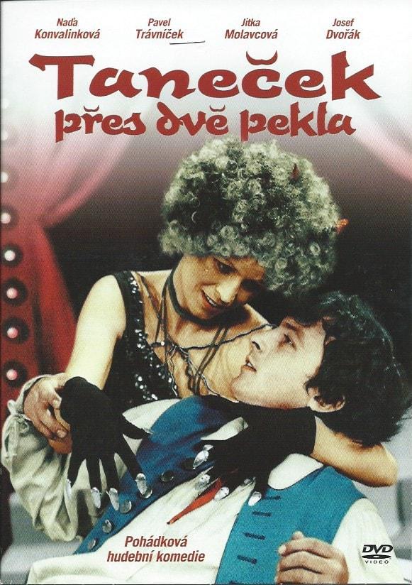 DVD Taneček přes dvě pekla