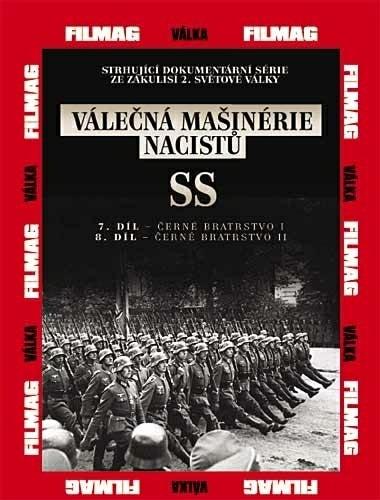 DVD Válečná mašinerie nacistů - SS