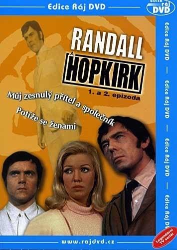 DVD Randall a Hopkirk 1+2
