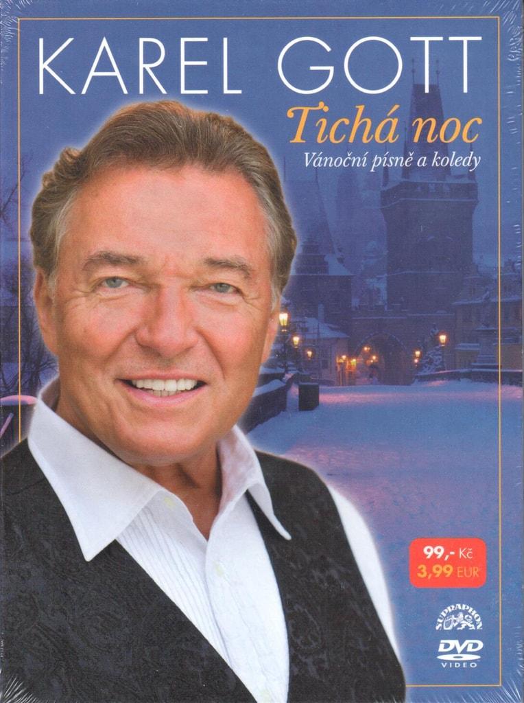 DVD Karel Gott - Tichá noc