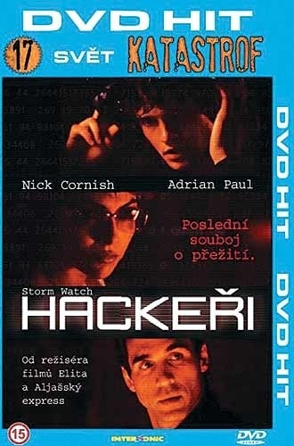 DVD Hackeři