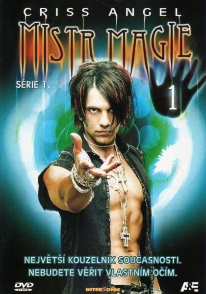 DVD Criss Angel Mistr magie série 1 1