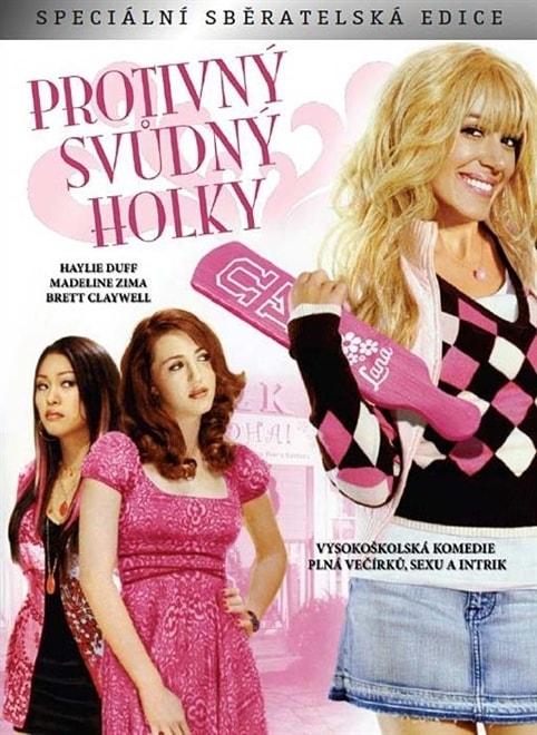 DVD Protivný svůdný holky (Digipack)