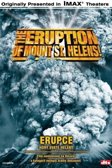 DVD Erupce hory Svaté Heleny