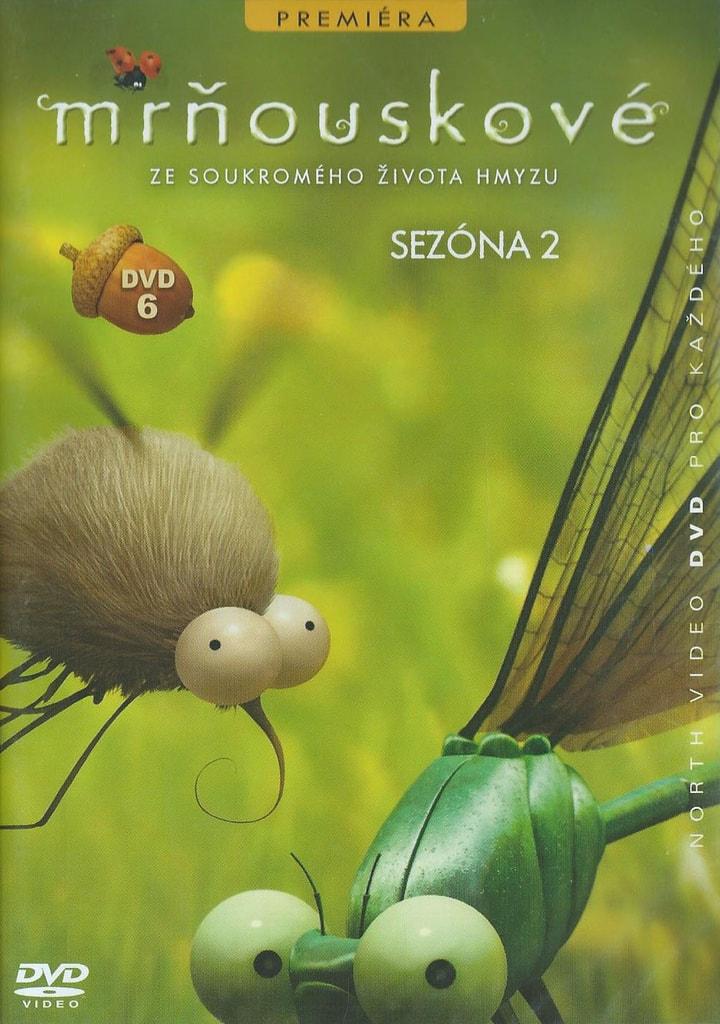 DVD Mrňouskové 6