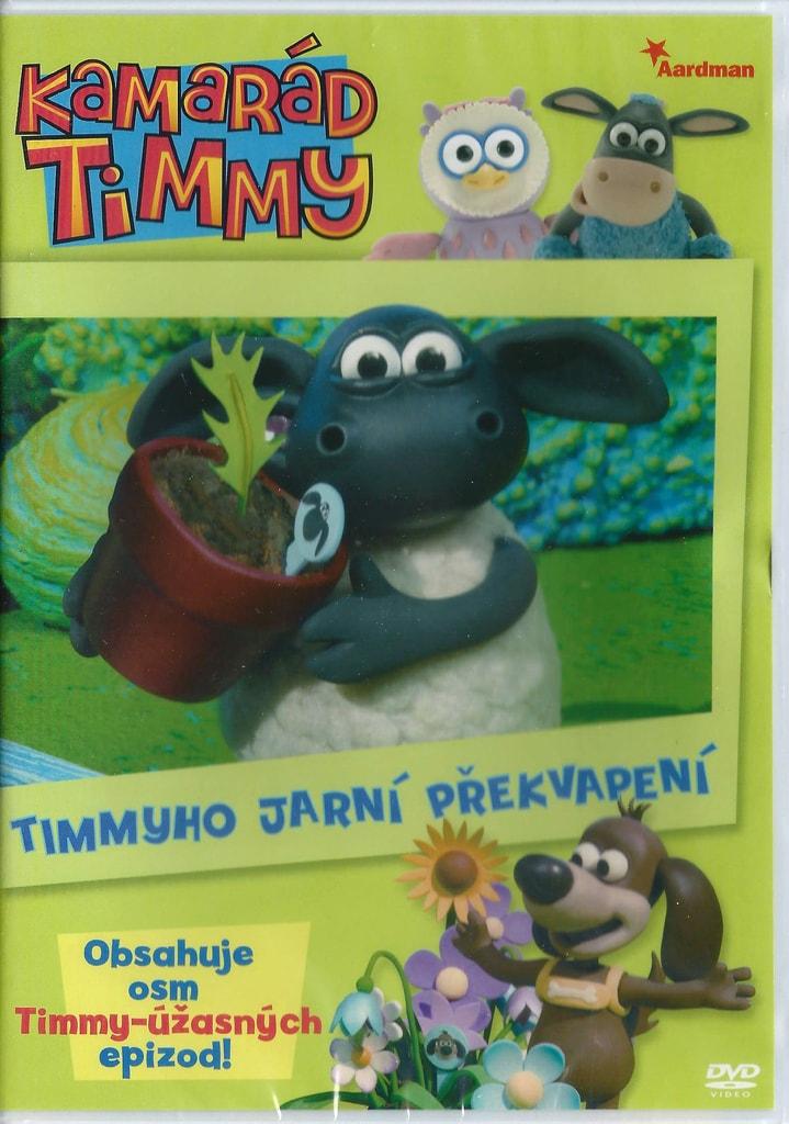 DVD Kamarád Timmy - Timmyho jarní překvapení