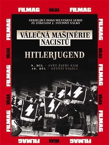 DVD Válečná mašinérie nacistů - Hitlerjungend