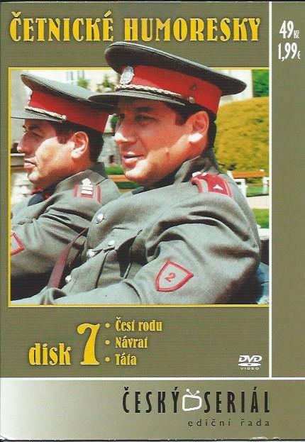 DVD Četnické humoresky 7