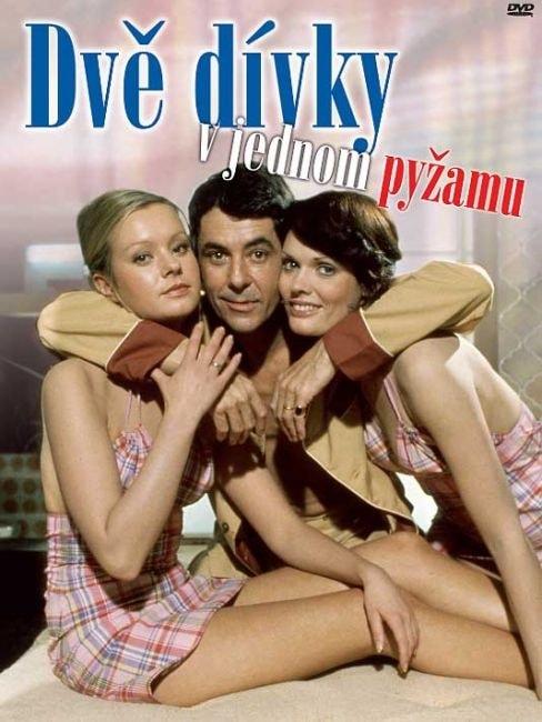 DVD Dvě dívky v jednom pyžamu