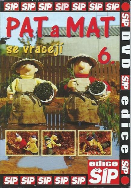 DVD Pat a Mat 6