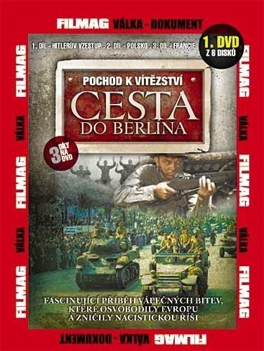 DVD Pochod k vítězství - Cesta do Berlína 1