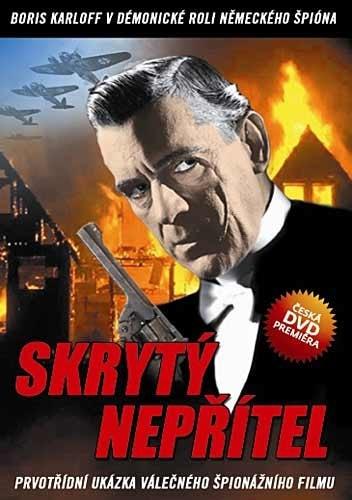DVD Skrytý nepřítel