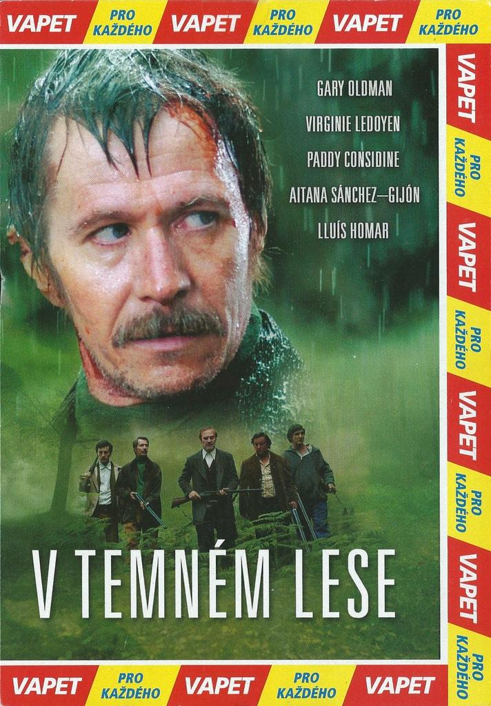 DVD V temném lese