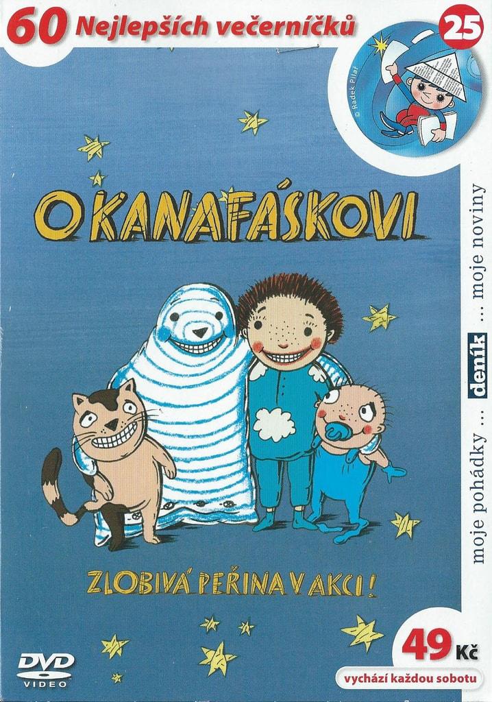 DVD O Kanafáskovi