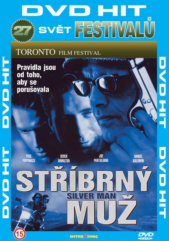DVD Stříbrný muž