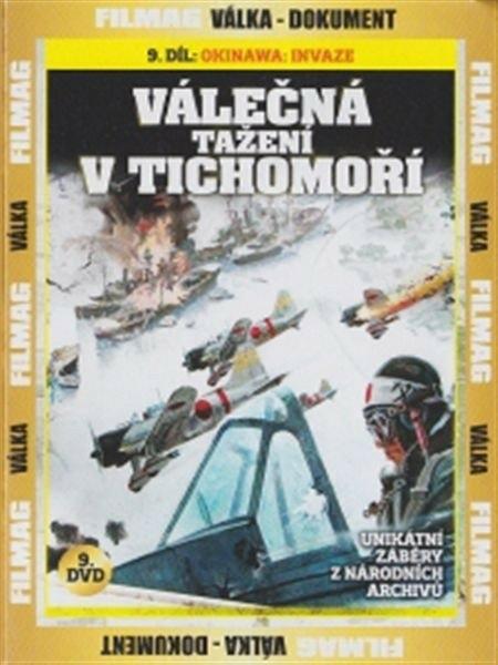 DVD Válečná tažení v Tichomoří 9