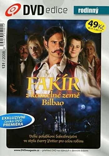 DVD Fakír z kouzelné země Bilbao