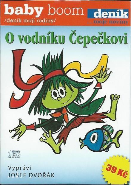 CD O vodníku Čepečkovi