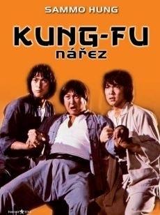 DVD Kung-fu nářez