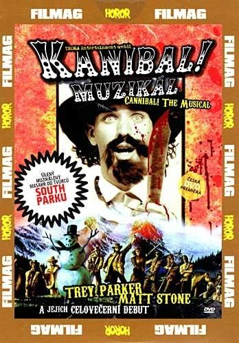 DVD Kanibal! Muzikál