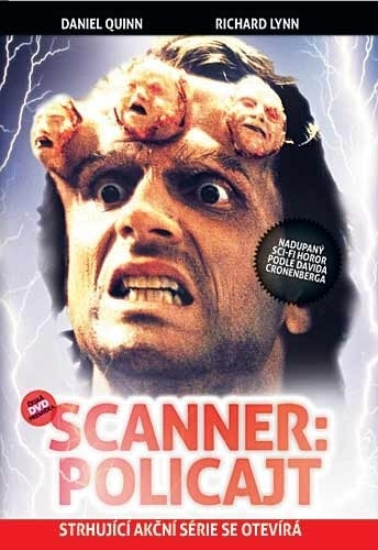DVD Scanner: Policajt