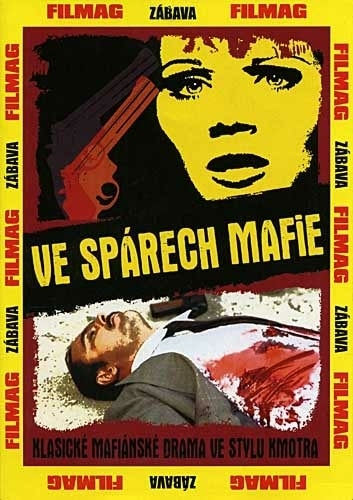 DVD Ve spárech mafie