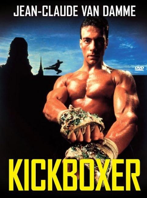 DVD Kickboxer