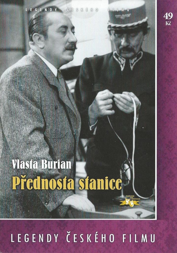 DVD Přednosta stanice