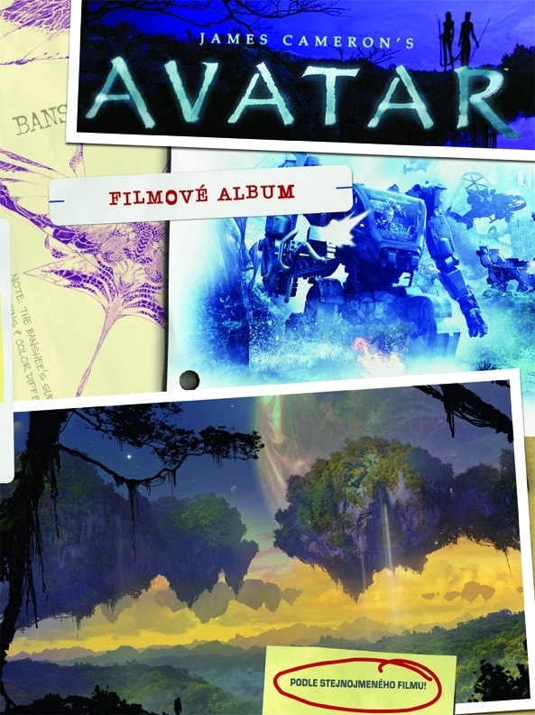 Avatar - Filmové album