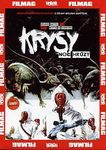 DVD Krysy: Noc hrůzy