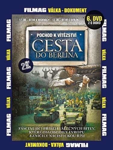 DVD Pochod k vítězství - Cesta do Berlína 6