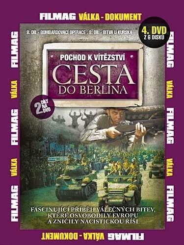 DVD Pochod k vítězství - Cesta do Berlína 4