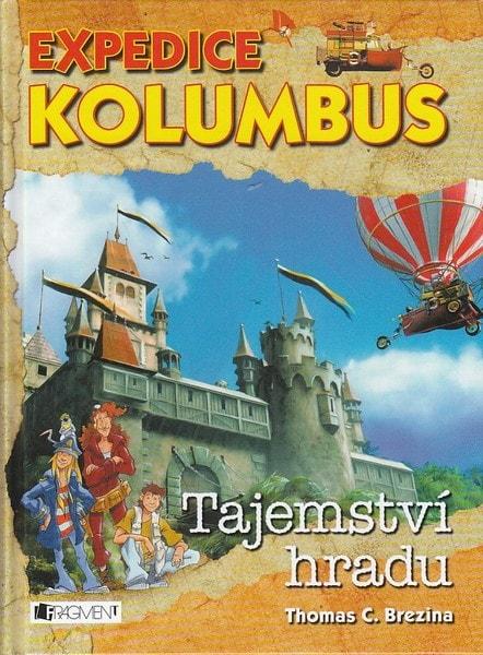 Expedice Kolumbus – Tajemství hradu