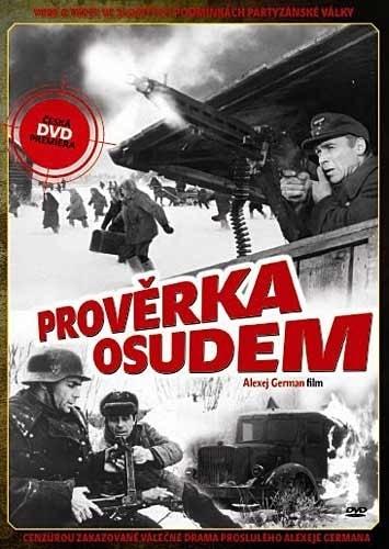 DVD Prověrka osudem