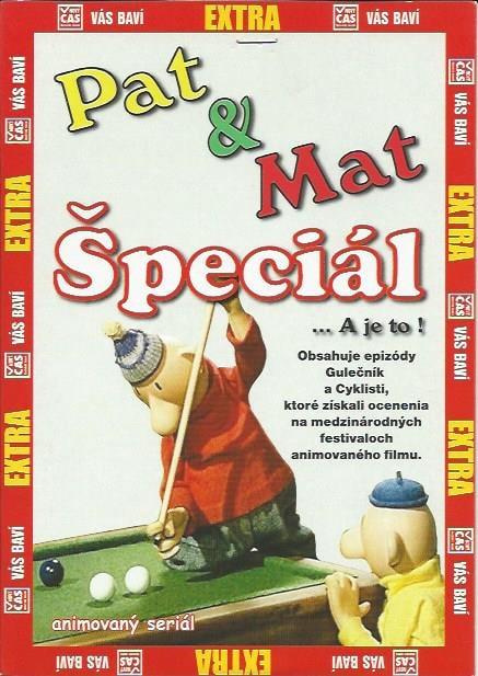 DVD Pat a Mat Speciál