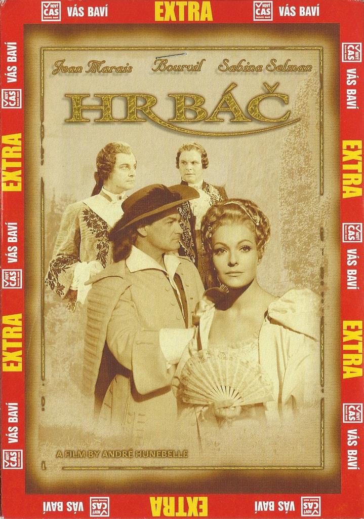 DVD Hrbáč