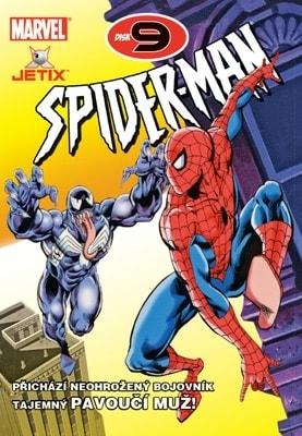 DVD Spiderman 09