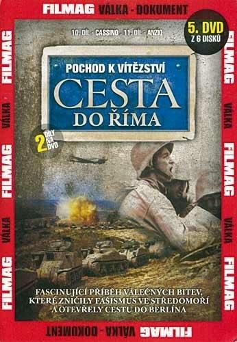 DVD Pochod k vítězství - Cesta do Říma 5