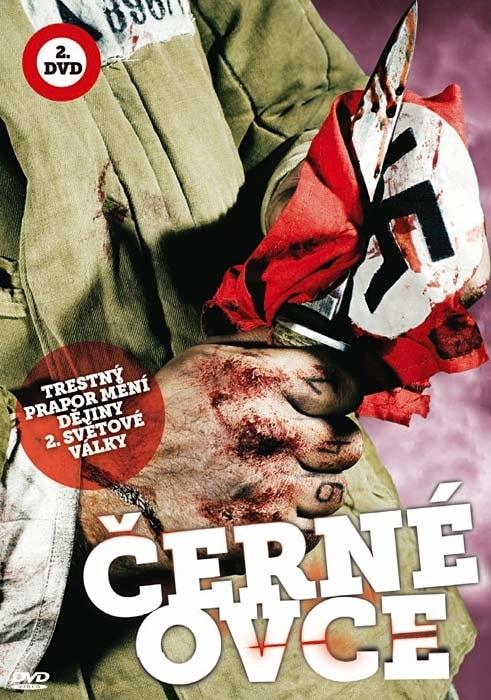 DVD Černé ovce 2
