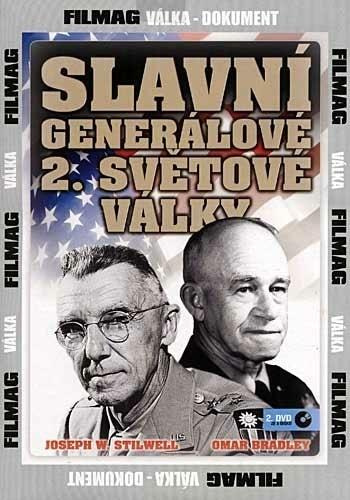 DVD Slavní generálové 2. světové války 2