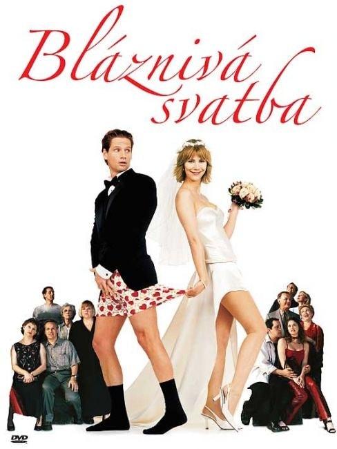 DVD Bláznivá svatba