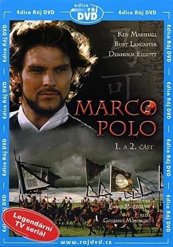 DVD Marco Polo 1. a 2. část