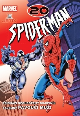 DVD Spiderman 20