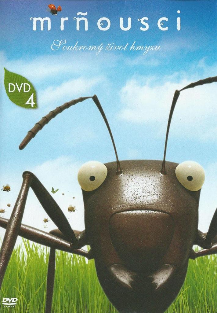 DVD Mrňousci 4