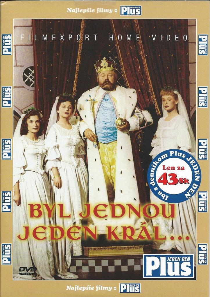 DVD Byl jednou jeden král...