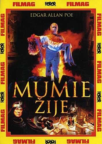 DVD Mumie žije