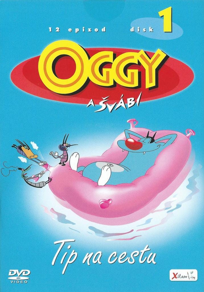 DVD Oggy a švábi 1 - Tip na cestu